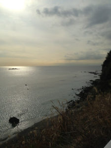 Cycling Around The Miura Peninsula