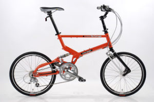 tartaruga folding bike