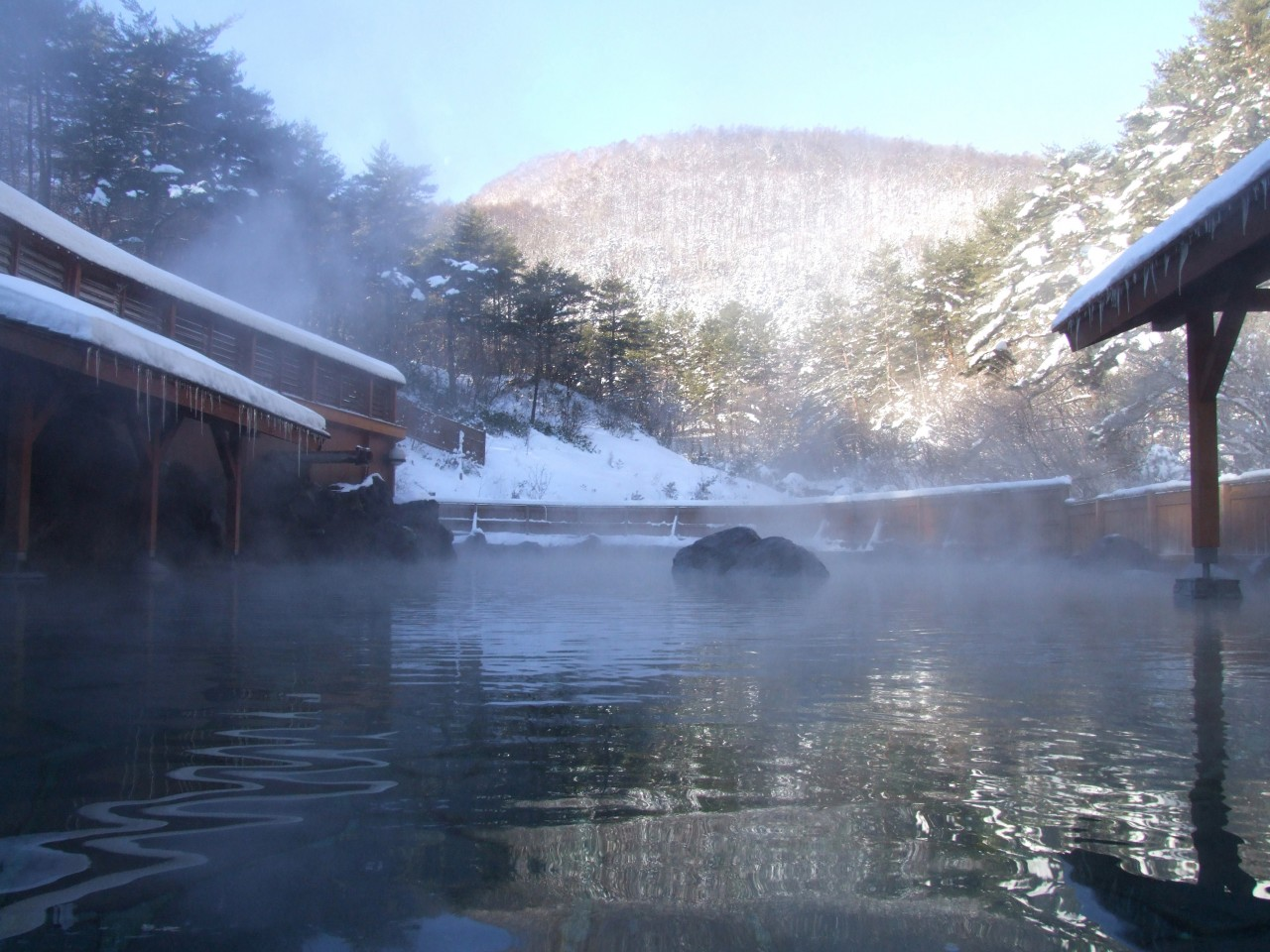 Japanese Baths, Hot Springs, Onsens, Ofuro, and more